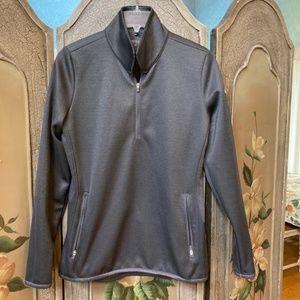 NIKE GOLF gray men's jacket Size Med